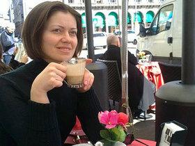 Наталья Громадских. Фото с личной страницы в Фейсбуке