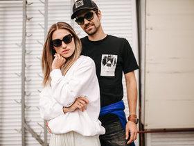 Юлия и Андрей Новик. Фото из личного архива