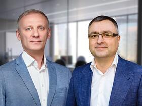 Дементий Юферев (слева) и Кирилл Крупенков (справа). Фото предоставлено авторами)