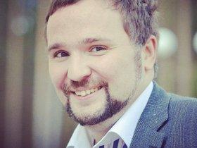 Василий Пронь. Фото со страницы в Фейсбук
