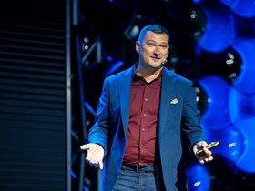 Выступление Евгения Вяткина на втором гала-сезоне «Бери и делай!»