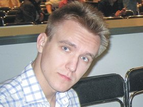 Павел Паращенко. Фото из личного архива