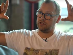 Андрей Федорив. Скриншот из видеоинтервью на YouTube
