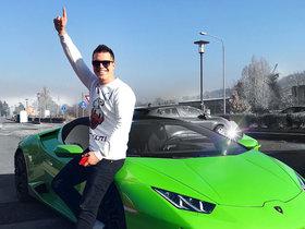 Максим Никифоров. Фото из Instagram @nikiforow1