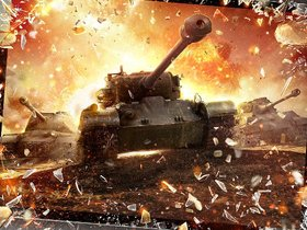 Скриншот из игры World of Tanks Blitz. Фото с сайта igromania.ru