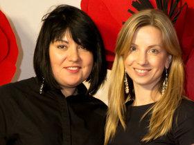 Юлия Дубовик и Юлия Захарова, соучредители швейного производства CAVANDOLI. Фото из личного архива