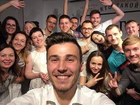 Михаил Мысник. Фото с личной страницы Михаила в Facebook
