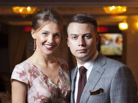 Юлия и Денис Курьян. Фото из личного архива