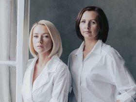 Наталья Леонова (слева) и Ирина Салахутдинова. Фото из личного архива