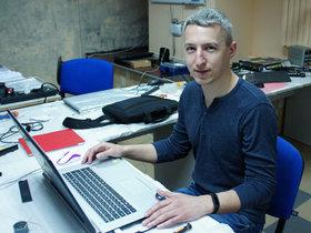 Роман Алиев. Фото из личного архива