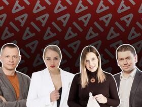 ФОТО: Разбор бизнеса в прямом эфире. Смотрите новый выпуск YouTube-шоу «Рабочая группа 2.0» уже 13 октября