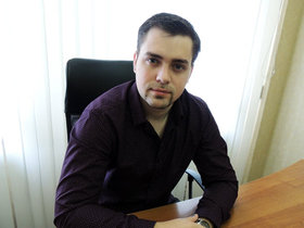 Валерий Поклад. Фото из личного архива