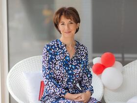 Ольга Жданович. Фото предоставлено компанией А1