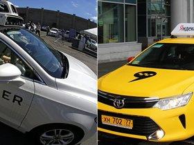 ФОТО: Uber и Яндекс. Такси объединились. Что стоит за сделкой: комментарии конкурентов