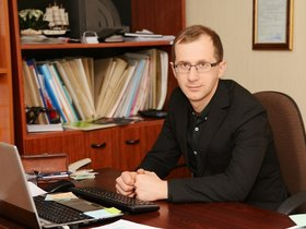 Михаил Кирилюк. Фото из личного архива