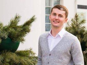 Виктор Пузиков. Фото с личной странице на Facebook