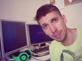 Егор Курьянович. Фото из личного архива