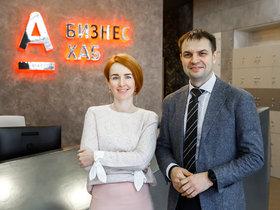 ФОТО: Бесплатный коворкинг в 2 этажа в центре Минска: Альфа-Банк запустил хаб для бизнеса, и это надо знать