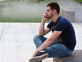 Александр Скрабовский, фото со страницы в Facebook