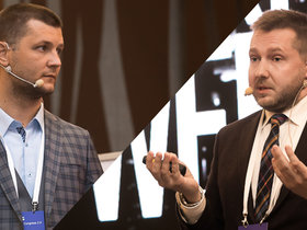 Сергей Бойко, Павел Либер. Фото: Надежда Бужан, probusiness.io