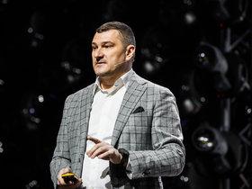 Выступление Евгения Вяткина на гала-сезоне «Бери и делай!»