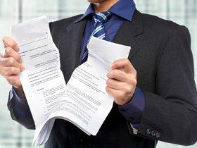 ФОТО: Как выйти из договора и не потерять большие деньги