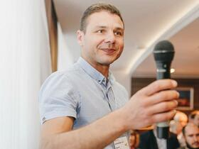 Денис Молчан, фото из личного архива