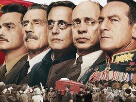 Фрагмент постера фильма «Смерть Сталина»