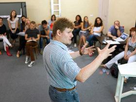 Максим Дорофеев. Фото с сайта artlebedev.ru