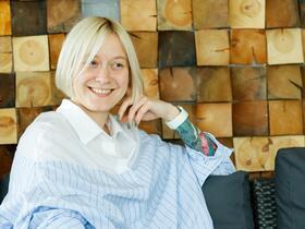 Марина Островцова, фото: Алексей Матюшков