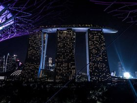 ФОТО: A small country that became a global tech hub. The case of Singapore