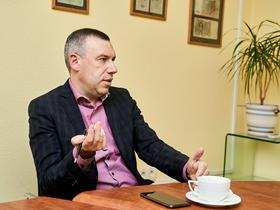 Виктор Подгайский. Фото из архива компании