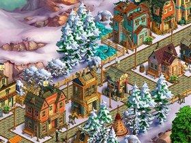 Кадр из игры Klondike