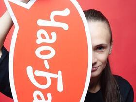 Алена Некрасова. Фото: ciao.by