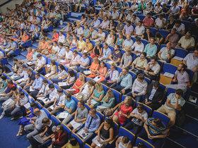 Фото со Встречи Про бизнес. Аркадий Добкин – Кирилл Чикеюк