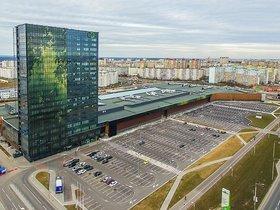 ТРЦ Green City в микрорайоне Каменная Горка, Минск. Фото с сайта kpcdn.net