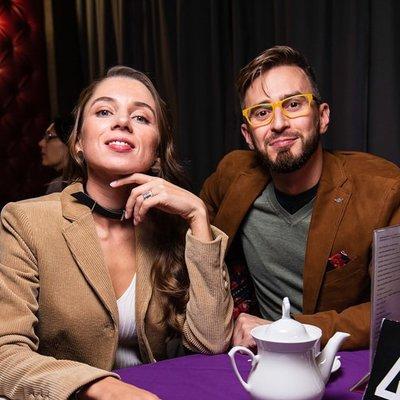 Александр Ханин и Катерина Максимова