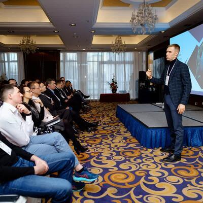 Встреча с Андреем Головановым