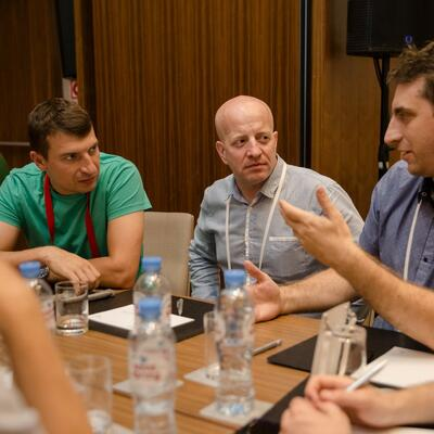 Встреча с Сергеем Вайниловичем