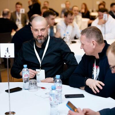 26 марта - третья в Новом году встреча Клуба Про бизнес, 18.00 – Minsk Marriott