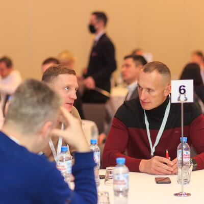 26 февраля - вторая в Новом году встреча Клуба Про бизнес, 18.00 – Minsk Marriott