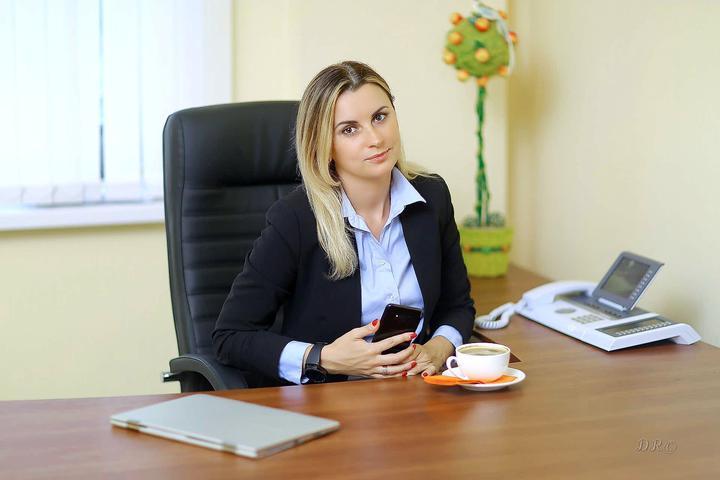 """Анна Свистунова, фото предоставлено """"Белагропромбанком"""""""