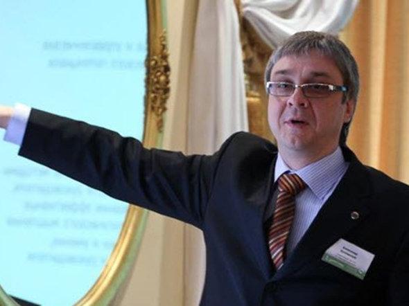 Александр Кулижский. Фото с личной страницы в Фейсбуке