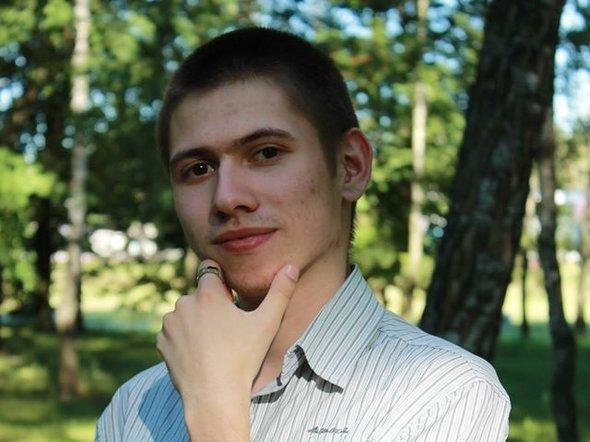 Константин Воробей. Фото с личной страницы на Фейсбуке