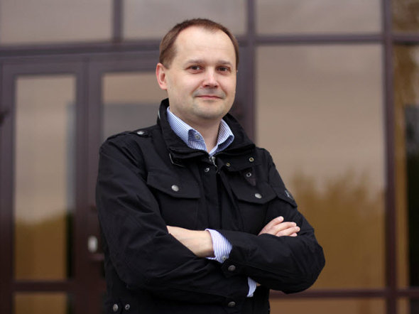 Дмитрий Кривошеин. Фото из личного архива