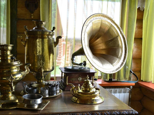 Усадьба «Вераги». Фото из личного архива Марии Бутько