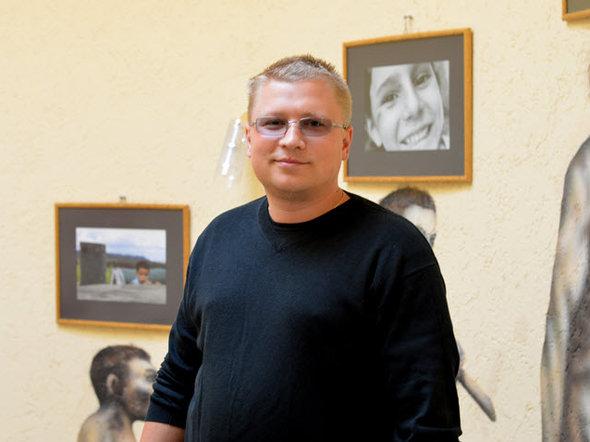 Юрий Гетман. Фото Анастасии Бонадрович