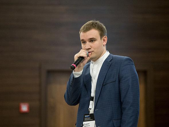 Андрей Черныш. Фото: Алексей Пискун, probusiness.by