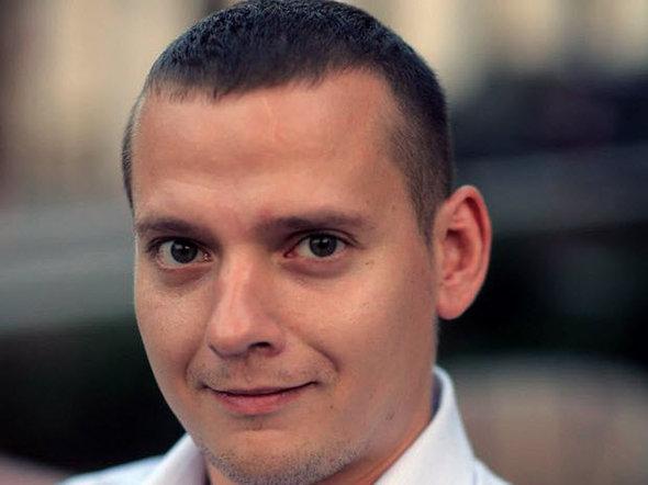 Максим Ерохин. Фото из личного архива