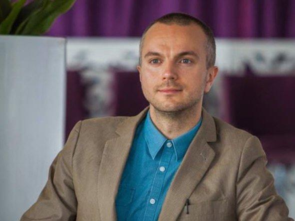 Игорь Кольченко, основатель PR-студии Sette. Фото из личного архива